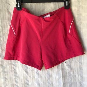 Nike running tennis shorts Sz XS